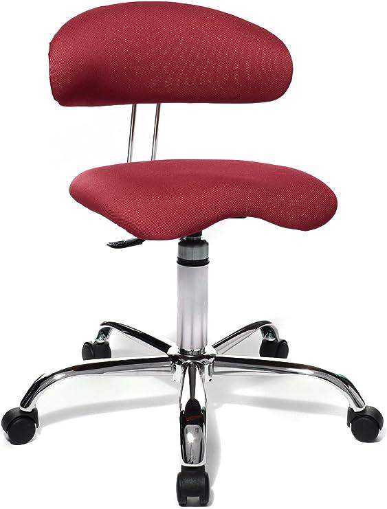 Topstar Schreibtisch Hocker Arbeitshocker Sitzhocker Büro Balance SITNESS 10