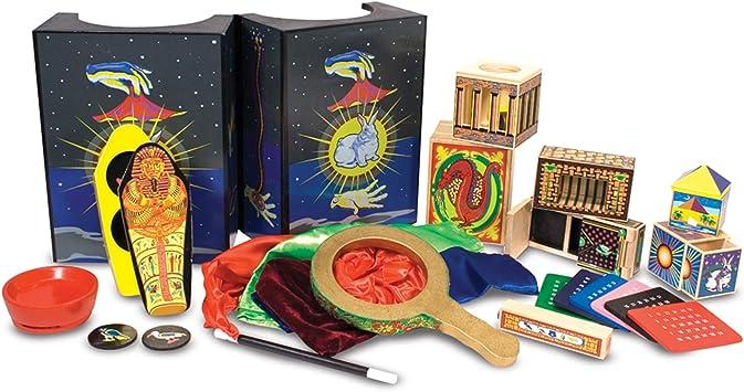 Melissa & Doug 11170 - Juego de Magia, Multicolor, 8+ años: Amazon.es: Juguetes y juegos