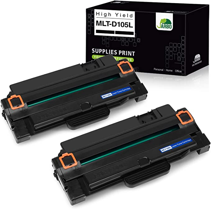 GBY Toner Cartridge Suitable for Samsung ML4050A Toner Cartridge Samsung ML-4550 4551 4050ND Toner Cartridge-SA-MLT4050A//4550A Printer Replacement Cartridge Easy Toner Cartridge