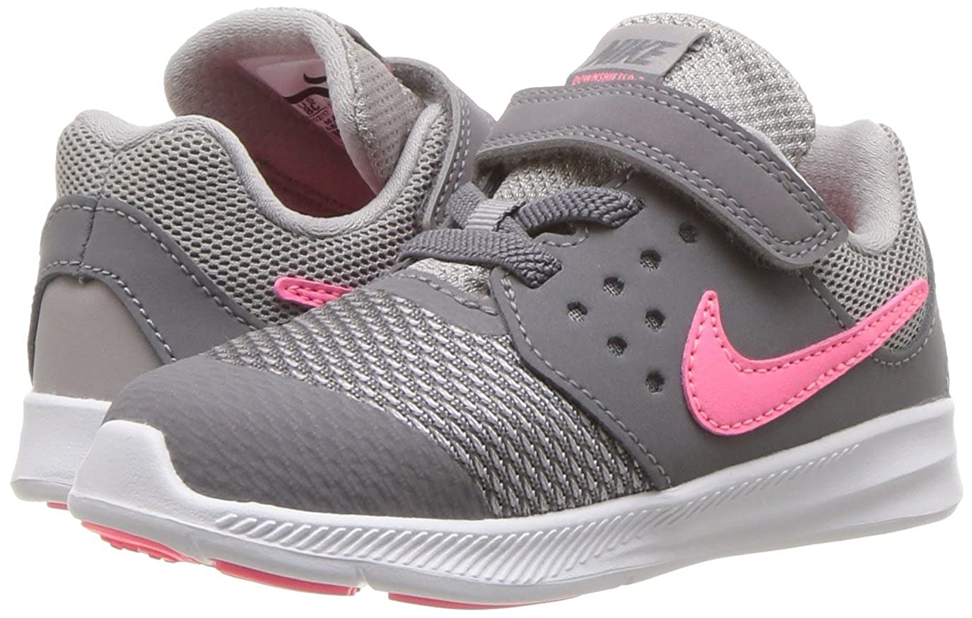 hot sale online 089f0 8fe5c Amazon.com   Nike Kids  Downshifter 7 (TDV) Running Shoe   Running
