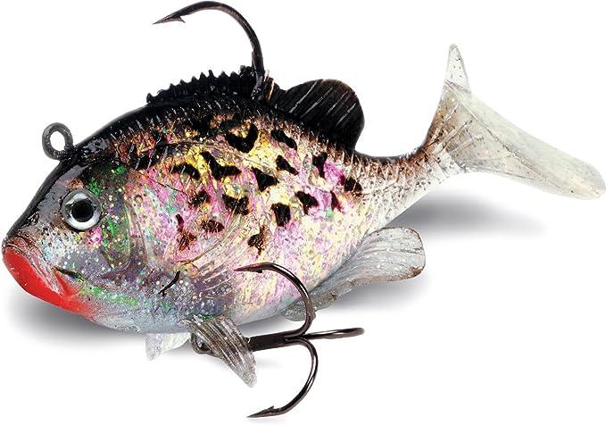 fishing lures Storm WildEye Live Perch