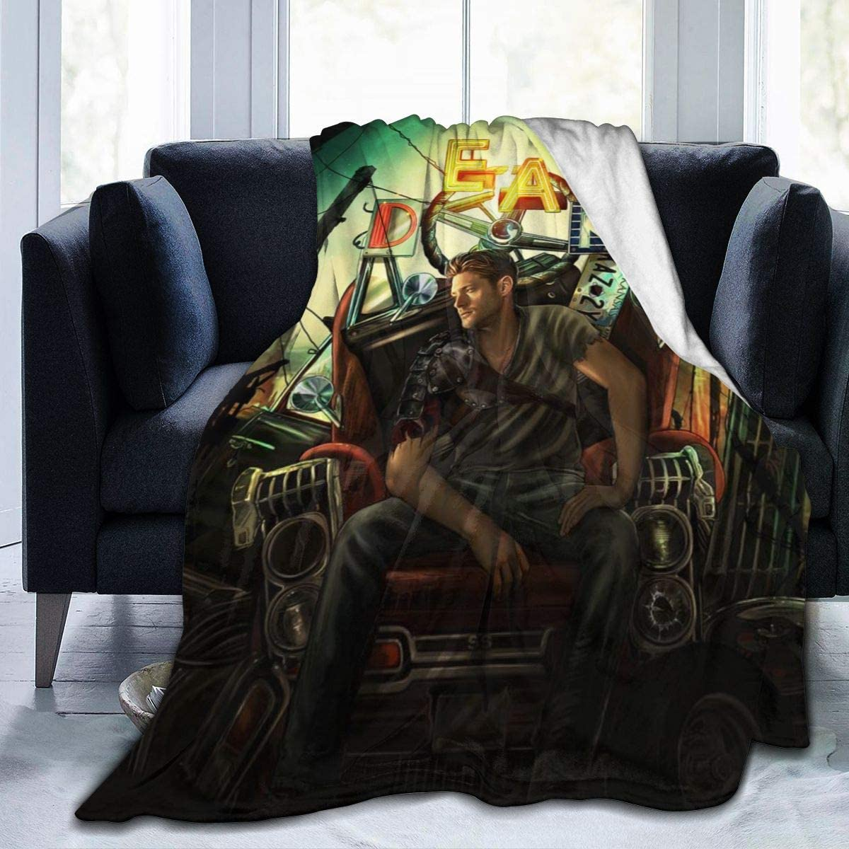 Sherpa Blanket Join The Hunter Warm Bed Blankets for