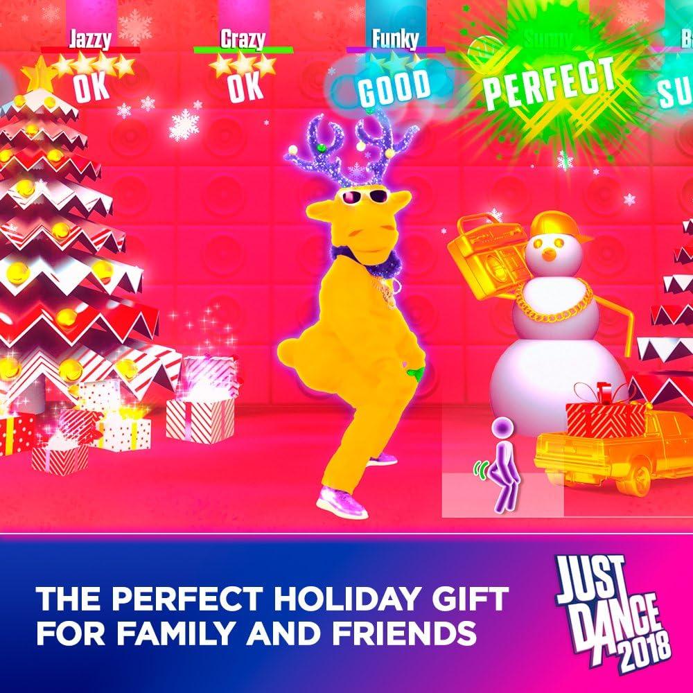 Amazon.com: Just Dance 2018 - Nintendo Switch: Ubisoft: Video Games