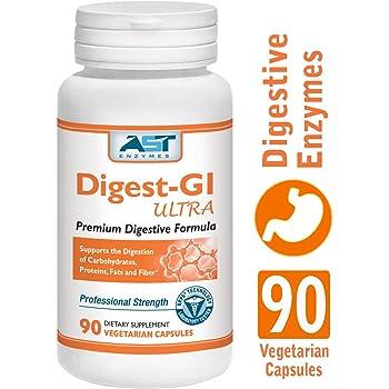 Amazon Com Digest Gi Ultra 90 Vegetarian Capsules