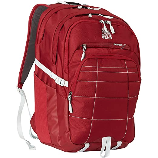 2493b5cb4887 Amazon.com: Granite Gear Buffalo Backpack, Harvest Red/Chromium ...
