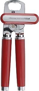 KitchenAid KE199OHERA Classic Multifunction Can Opener, One Size, Red 2