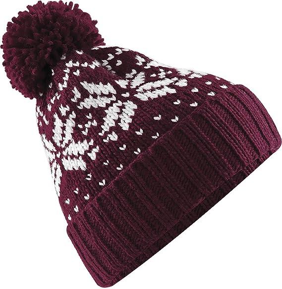 Wintermütze Fleece schwarz-rot  one Size NEU coole warme weiche Mütze