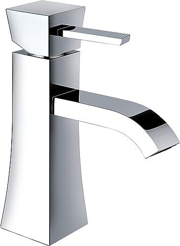 Ancona Alessia Chrome Bathroom Faucet