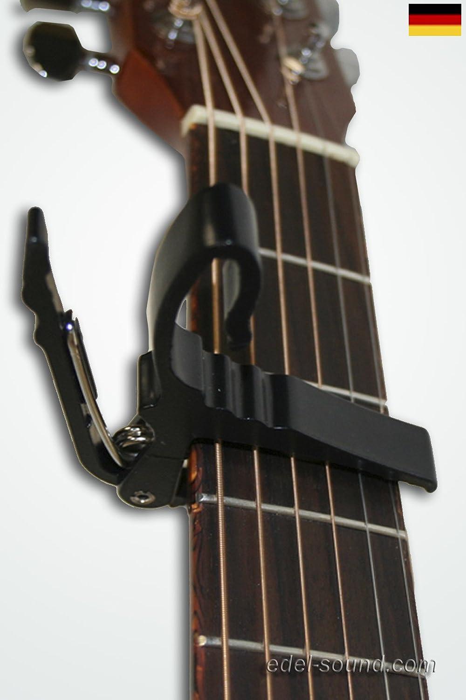 Kapodaster Capodaster Kapo Capo für Konzert Klassik E Gitarre Guitar Blau
