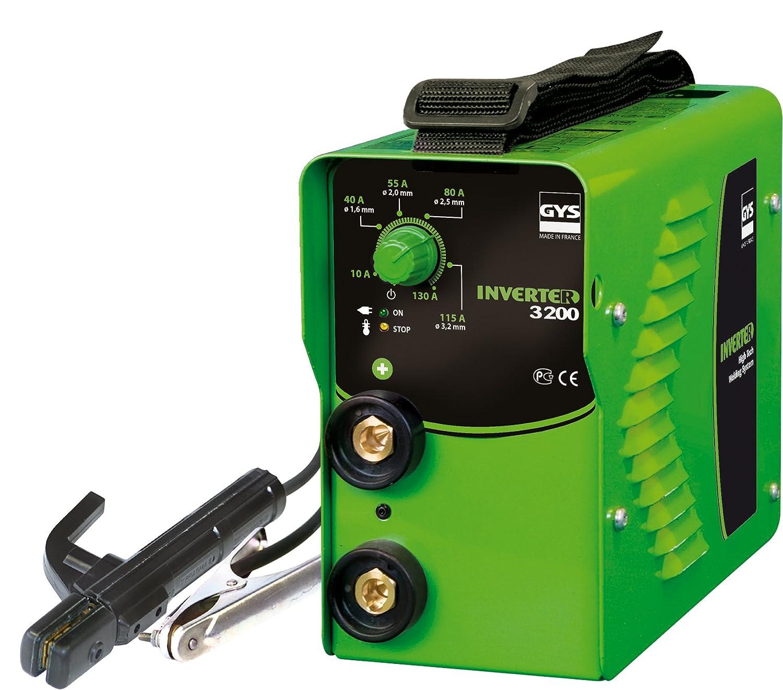 Green Line Inverter 3200 - Equipo de soldadura (Welding) (tamaño: 130Amm): Amazon.es: Industria, empresas y ciencia