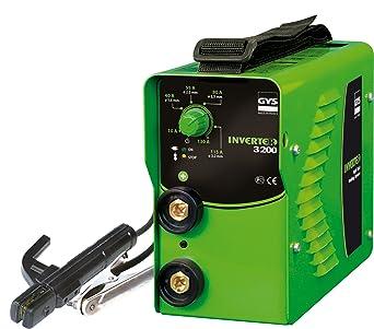 Green Line Inverter 3200 - Equipo de soldadura (Welding) (tamaño: 130Amm)
