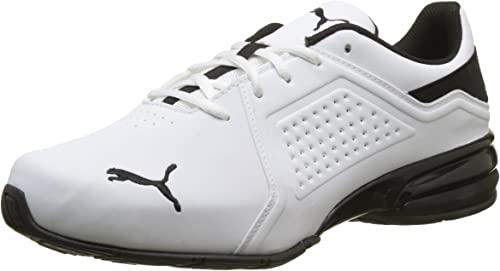 Puma Viz Runner Sneaker Men Trainers Puma White 191037 01