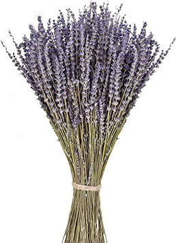 pleasant fragrant mini gift small floral gift box Beautiful Dry Lavender Bouquets