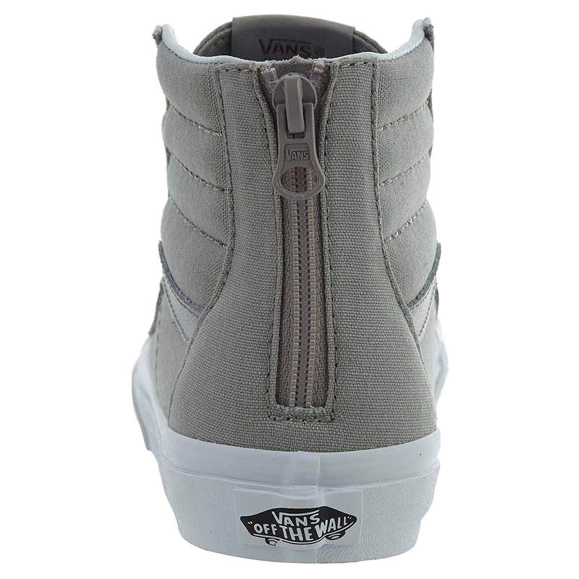Vans Sk8-hi Zip Shoes Little Kids Style : VN0A3276-QY0 Size : 2.5