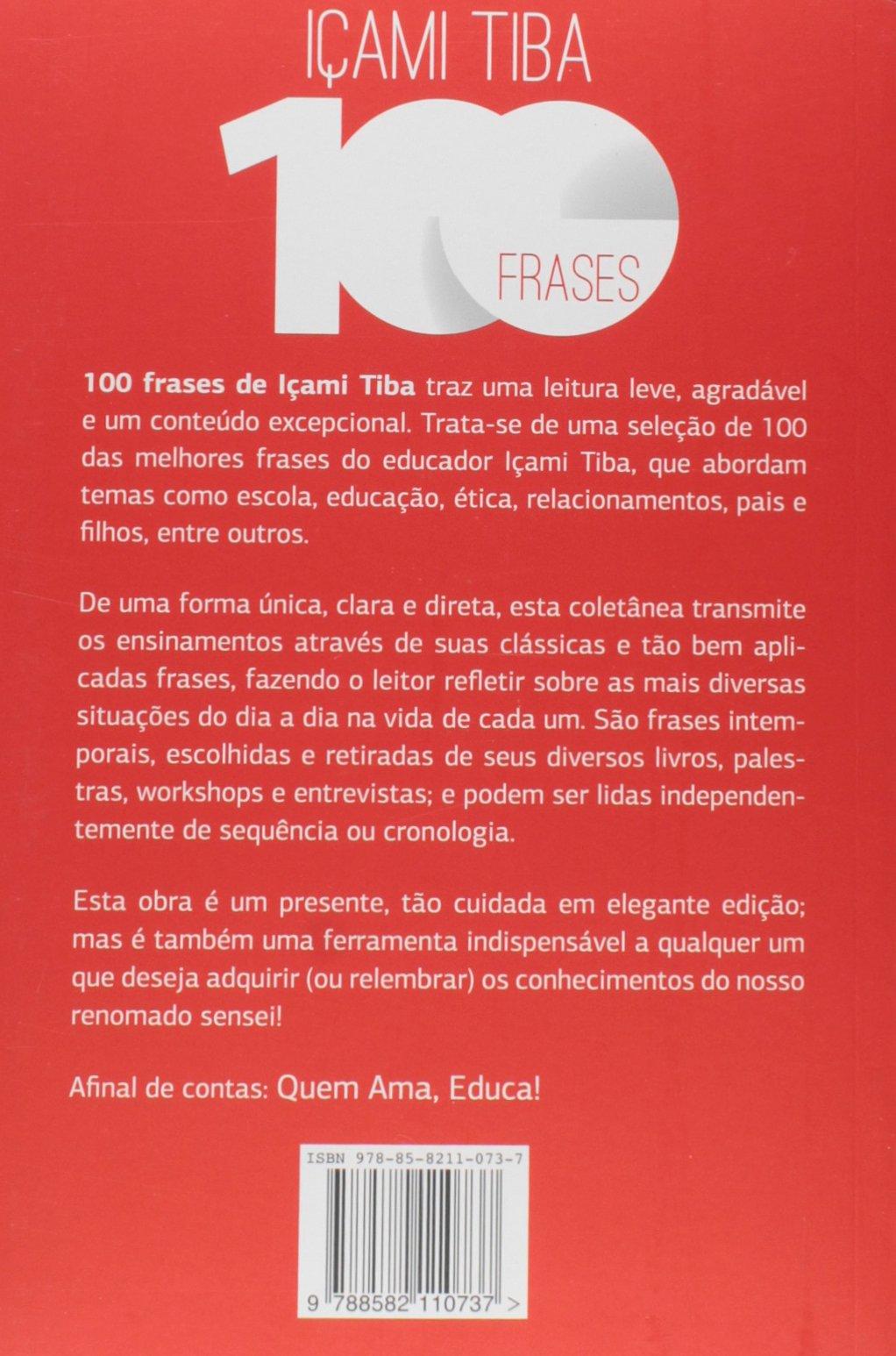 100 Frases De Içami Tiba Amazones Içami Tiba Libros