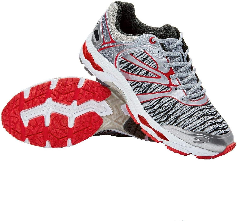 Crivit Sports - Cerrado de Tela, sintético Mujer, Color Gris, Talla 40 EU: Amazon.es: Zapatos y complementos