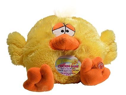 Amazon com: Hot Potato Plush Chicken Dance Toy Party Game