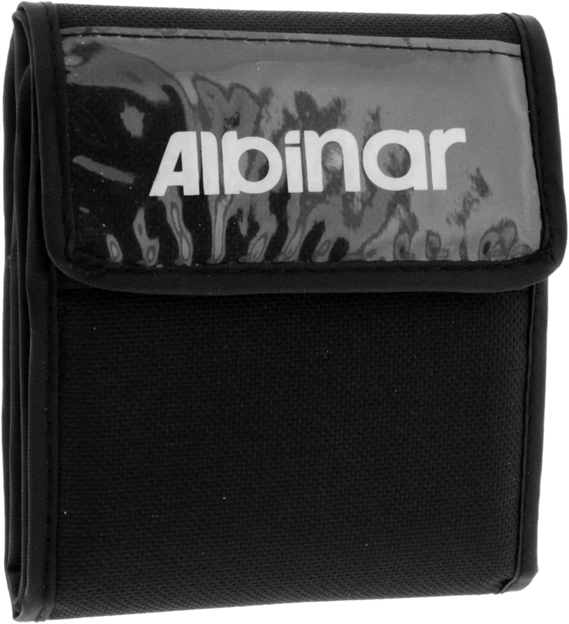 Albinar Folding Filter Pouch for 4 Filters up to 82mm, Large