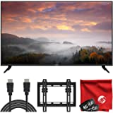 VIZIO V-Series 43-Inch 2160p 4K LED HDR Smart TV (V435-H11) HDMI, USB, Dolby Vision HDR, Voice Control Bundle with…