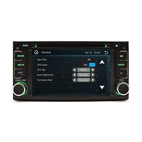 Amazon.com: Scion TC 05-11 In Dash Multimedia GPS Navigation Bluetooth Touch Screen Radio: GPS & Navigation