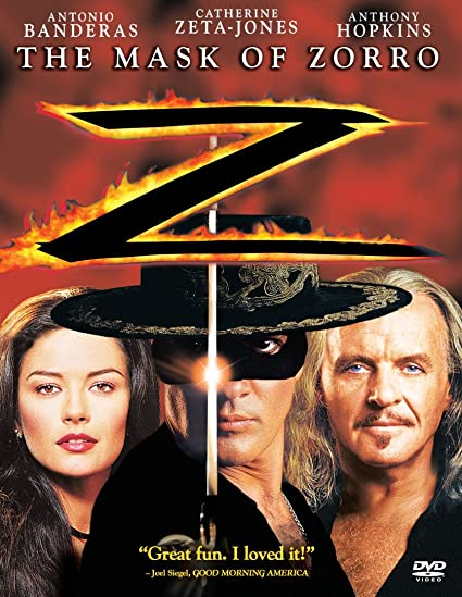 Amazon in: Buy The Mask of Zorro DVD, Blu-ray Online at Best