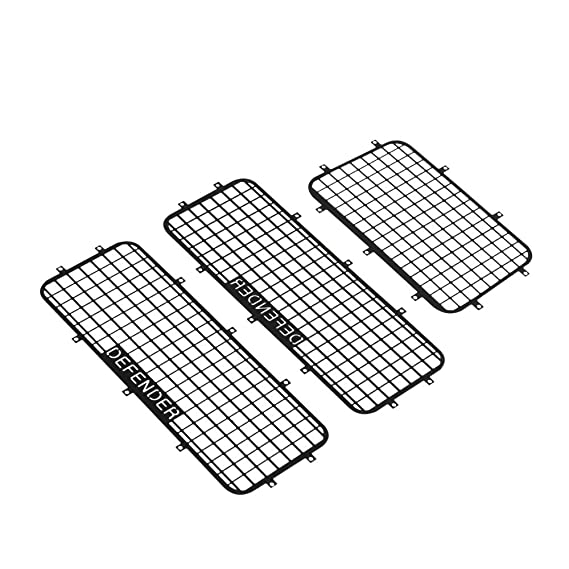 10 Scale Rc Car Window Mesh Stainless Steel Protective