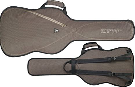 Ritter RGS3-E ELEC - Funda/estuche para guitarra electrica-bajo ...