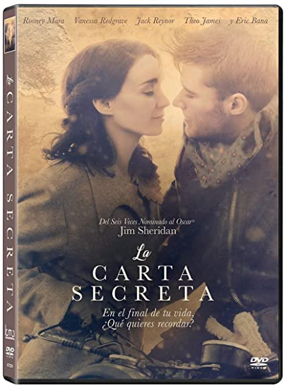 La Carta Secreta [DVD]: Amazon.es: Rooney Mara, Vanessa ...