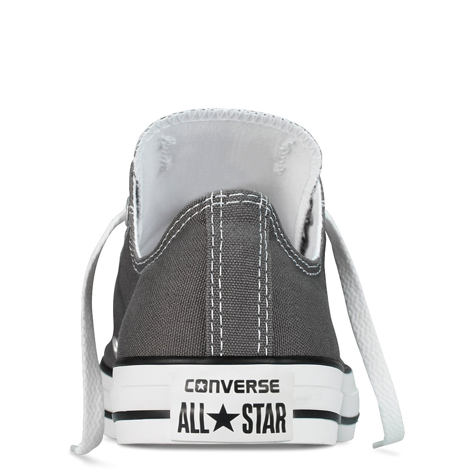 Converse Chuck Taylor All Star Slip Sneaker Gray 1X228, Size 4 Mens, 6 Womens by Converse (Image #4)