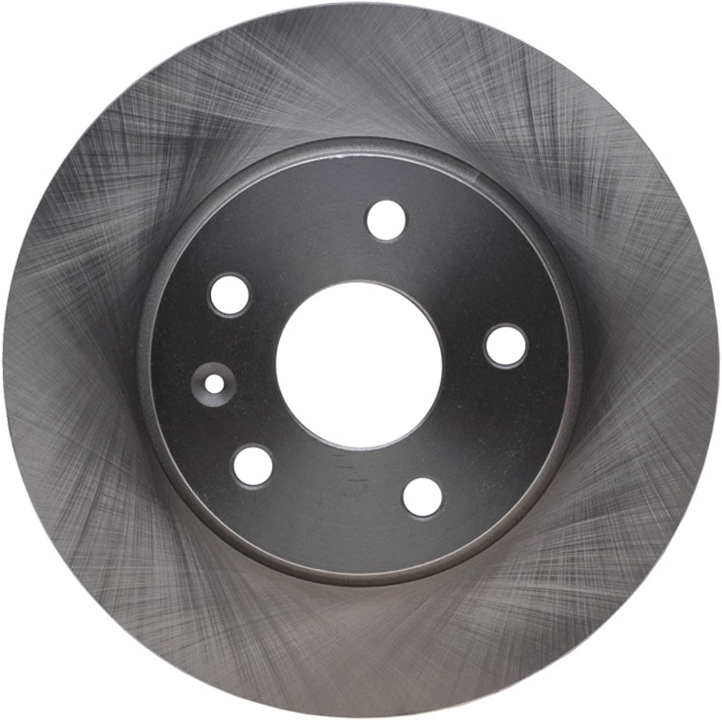 ACDelco 18A968A Advantage Non-Coated Front Disc Brake Rotor