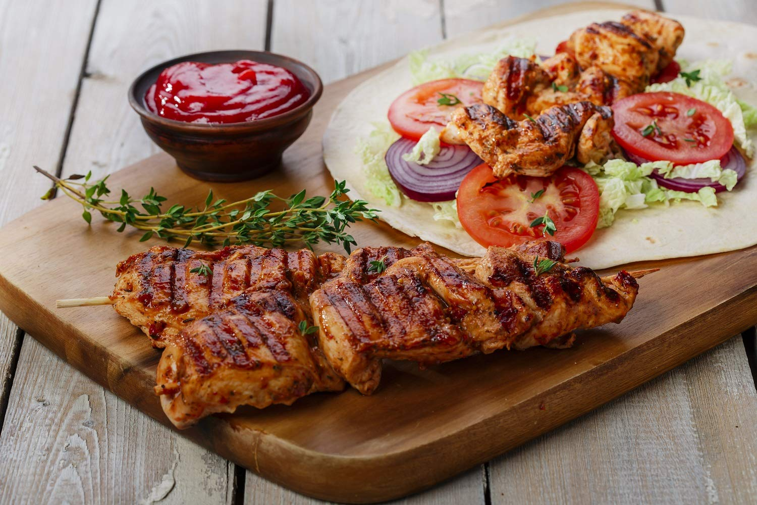 Teta Foods Shish Tawook Marinade 12 FZ: Amazon.com: Grocery ...