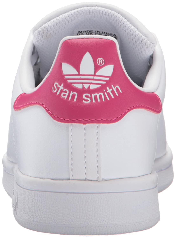 Amazon.com | adidas Performance Stan Smith J Tennis Shoe (Big Kid) |  Skateboarding