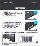 iPhone SE/5/5sにストラップを装着 ツインネジで強力に固定 iSelection iPhoneストラップネジキット for.iPhone SE/5/5s ※専用星形ドライバー付属