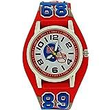 Ravel R1521.10Montre bracelet en plastique rouge