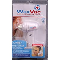 Nexxa (confezione da 2) Wax Vac Remover Cleaner aspirapolvere rimozione kit Safe Gentle igienico