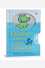 Chomp Goes the Alligator Hardcover