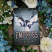 Amazon com: The Empress (The Diabolic) (9781534409927