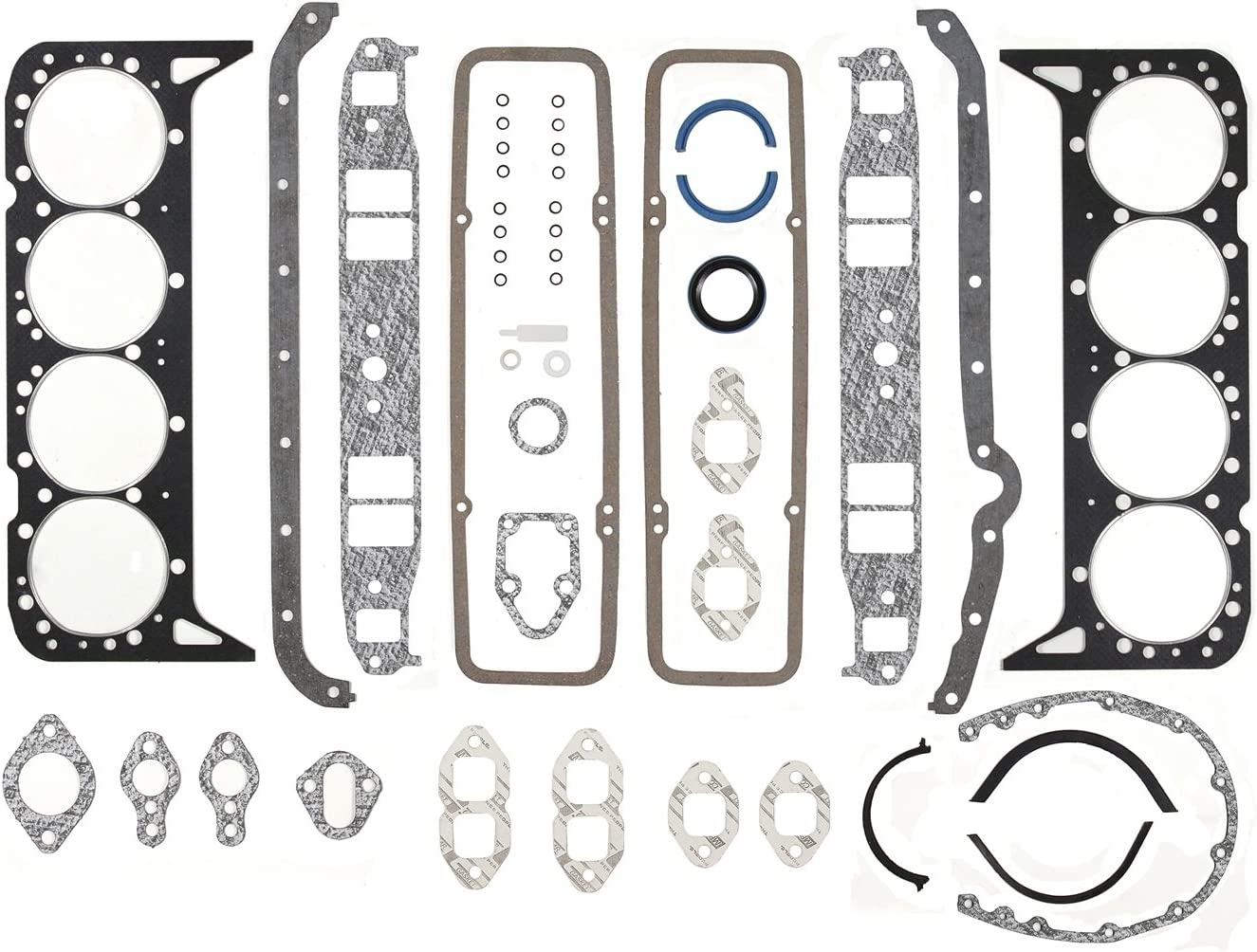 Gasket 7129 Engine Rebuilder Overhaul Gasket Kit Mr