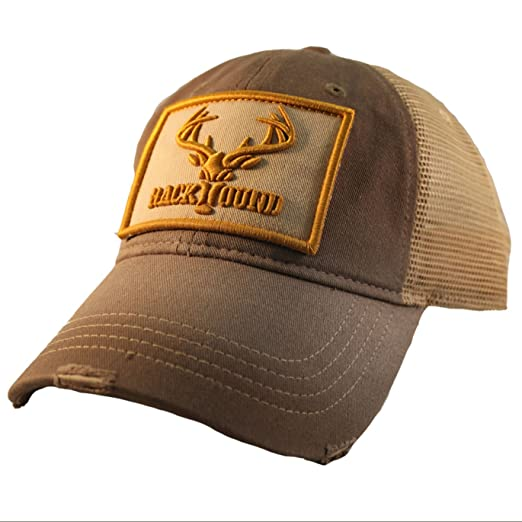 Image Unavailable. Image not available for. Color  RackHound Men s Mesh  Back Trucker Cap One Size Olive 03a31c08db6