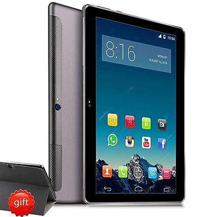 4G LTE Tablet 10 Pulgadas HD - TOSICDO Android 9.0 Certificado por ...