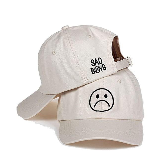 028829acc15 CoolBao Baseball Cap Hip Hop Headwear Skateboard Hats Curve Brimmed Golf  Caps Beige