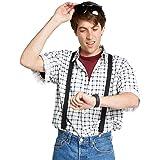 Largemouth Men's Marty McFly Shirt White