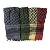 Maddog Sports Shemagh Tactical Desert Scarf