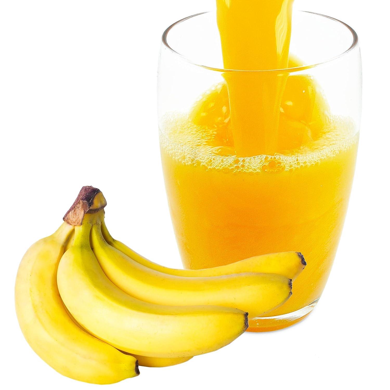 Bananensaft Pulver