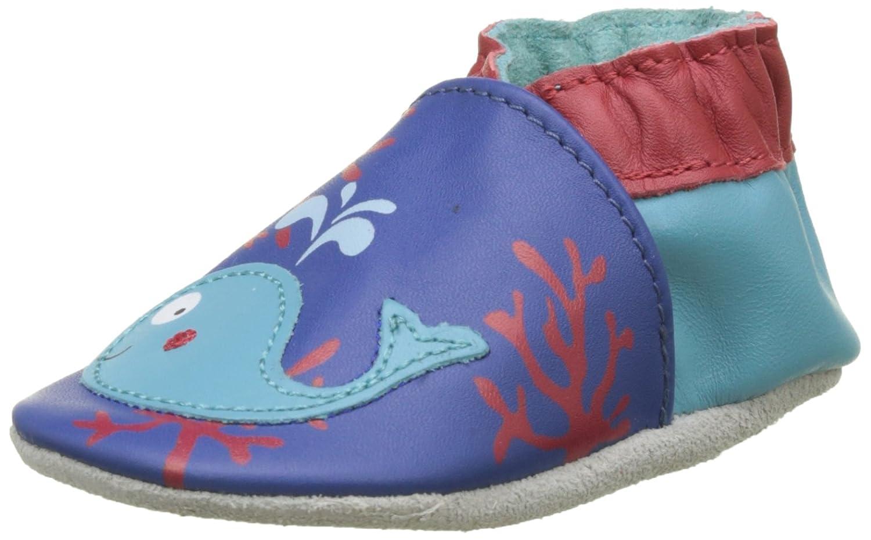 Robeez Water Animals, Chaussons bébé garçon Chaussons bébé garçon 607540-10