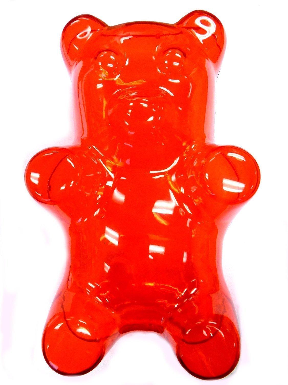 Red Gummi Bear Anatomy Model 692761801523 | eBay