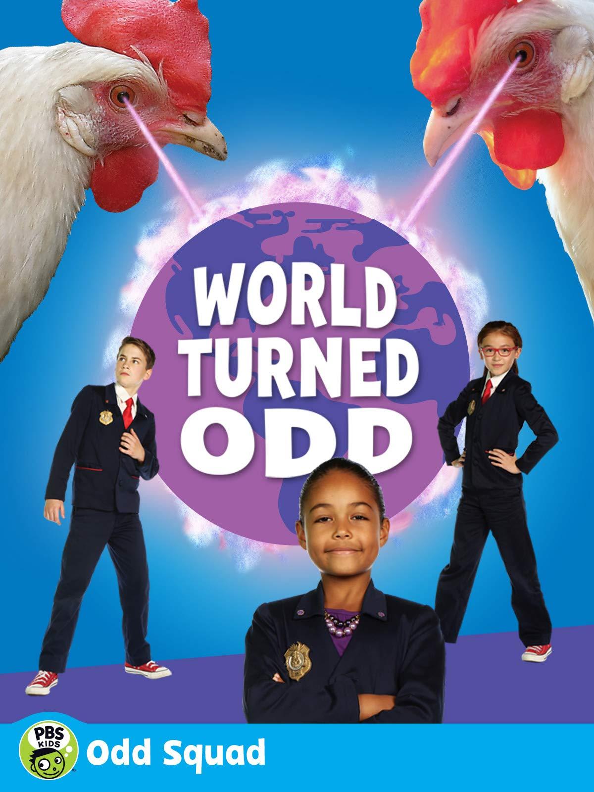 Amazon.com: Odd Squad - The World Turned Odd: Anna Cathcart, Millie ...