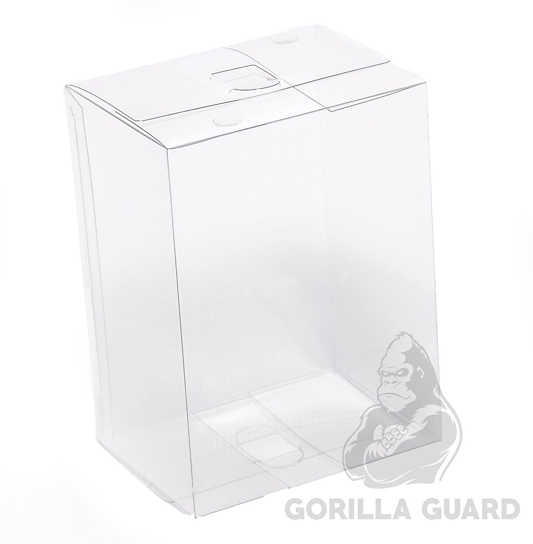 Gorilla Guard FUNKO Pop sans acide 10,2cm Box Lot de 25Films protecteurs–Housse de protection