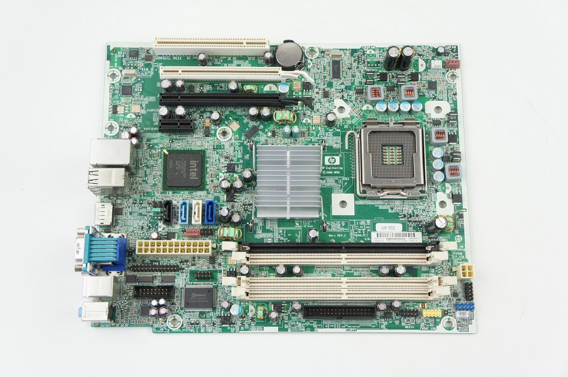 Amazon com: HP dc7900 Small Form Factor SFF Motherboard