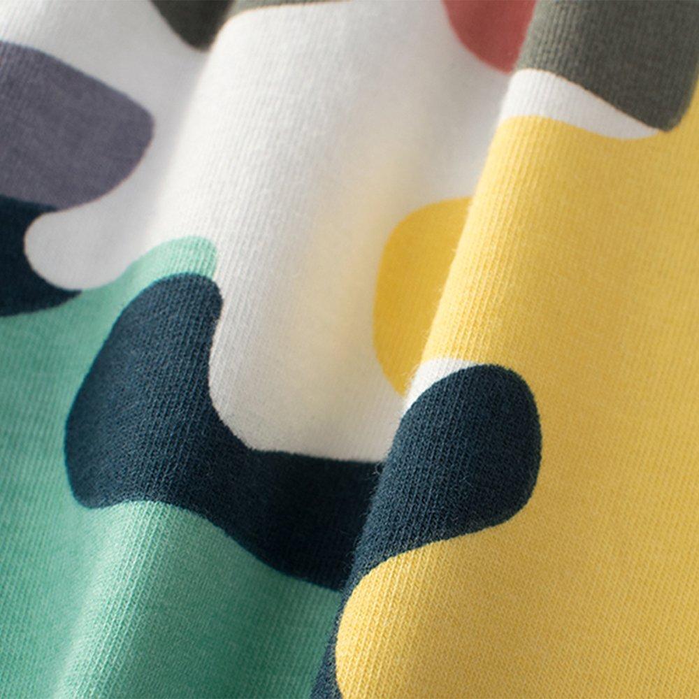 elegantstunning Kids Shorts Pants Camouflage Shorts Fashion Baby Boys Summer Cotton Pants